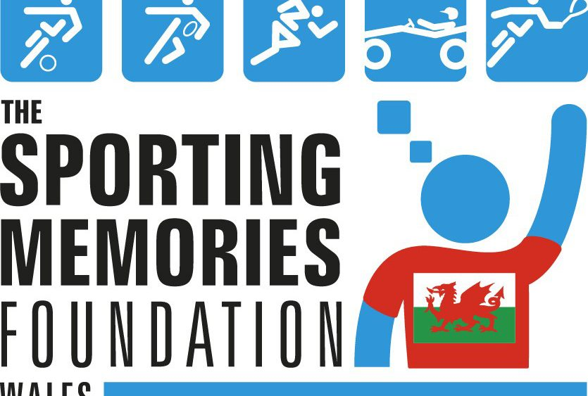 The Sporting Memories Foundation Wales logo